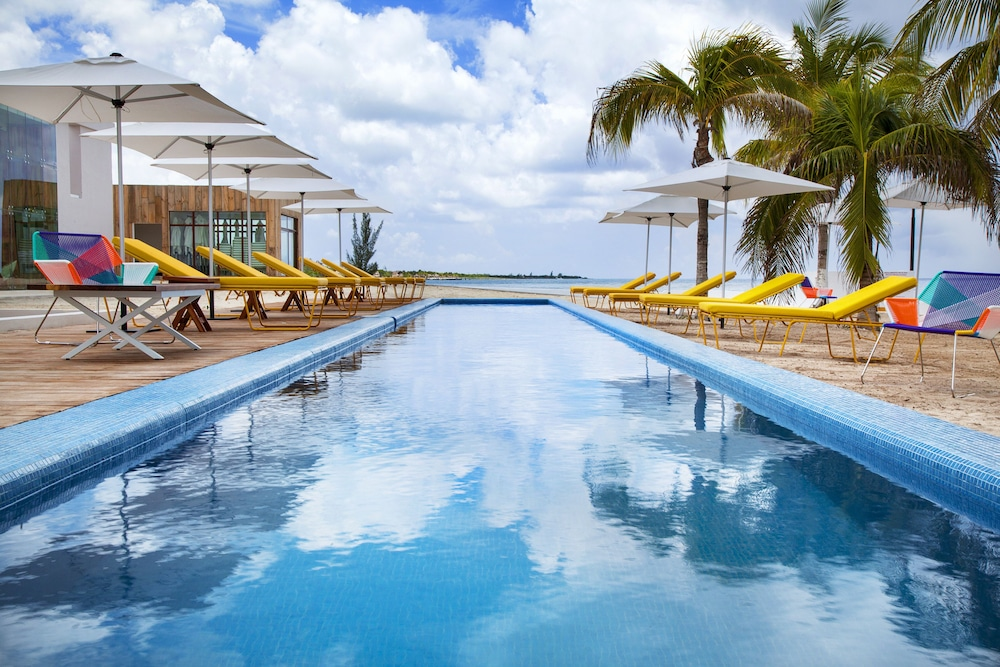Outdoor Pool, Fiesta Americana Cozumel - All Inclusive