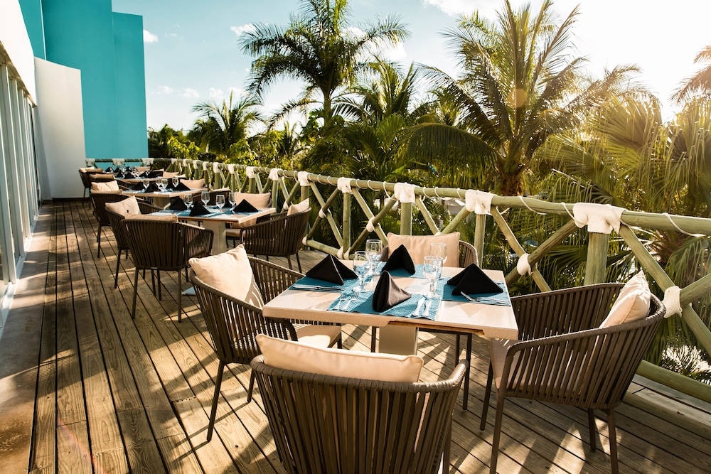 Terrace/Patio, Fiesta Americana Cozumel - All Inclusive