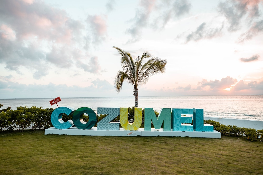 Property Grounds, Fiesta Americana Cozumel - All Inclusive
