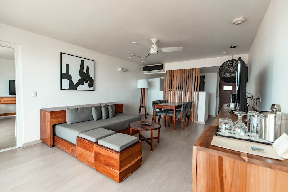 Living Room, Fiesta Americana Cozumel - All Inclusive