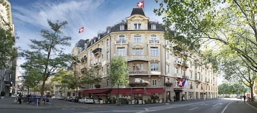 大使歌劇院世界小型豪華飯店
