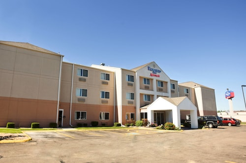Check Expedia for Availability of Fairfield Inn Topeka