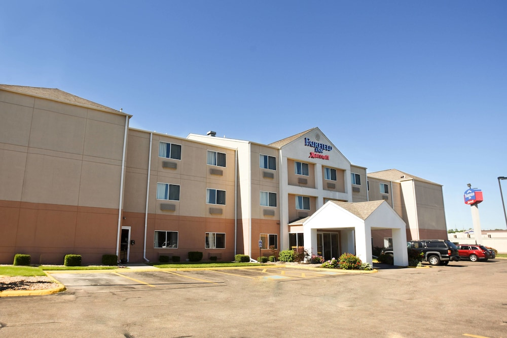 Featured Image, Fairfield Inn Topeka