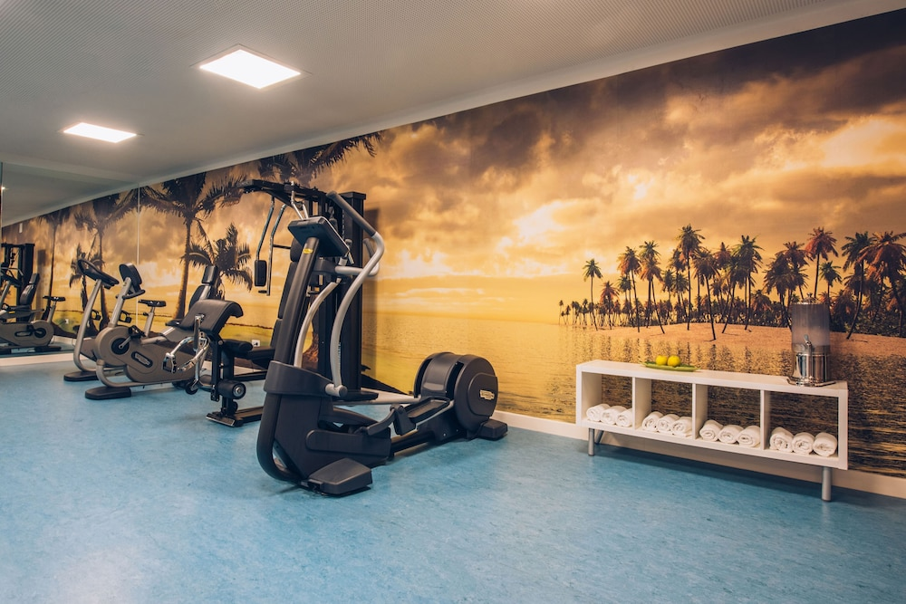 Fitness Facility, Iberostar Selection Marbella Coral Beach