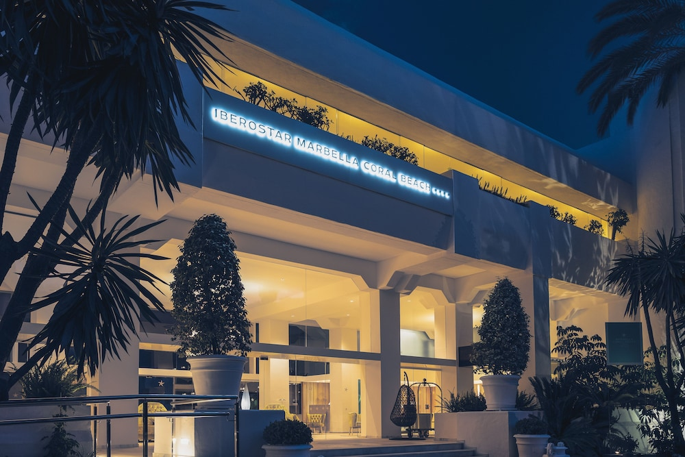 Front of Property, Iberostar Selection Marbella Coral Beach