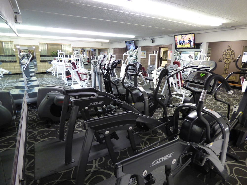 Gym, Best Western Plus Longbranch Hotel & Convention Center