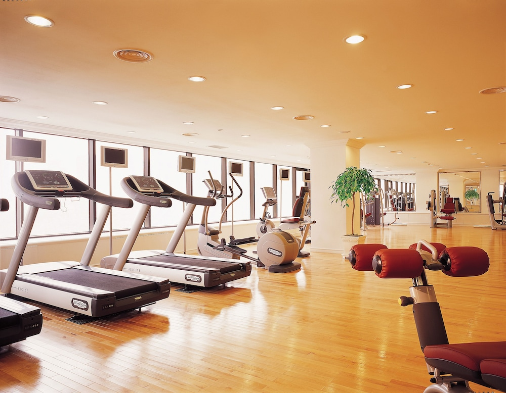 Fitness Facility, Lotte Hotel World