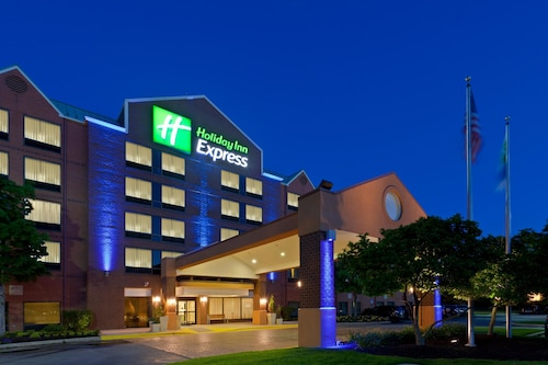 Check Expedia for Availability of Holiday Inn Express Baltimore-BWI Airport West