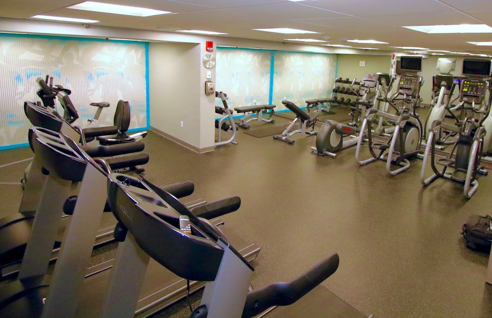Fitness Facility, Crowne Plaza Suffern - Mahwah
