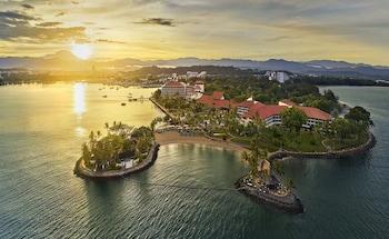 【コタキナバル】世界遺産とリゾートを満喫できるファミリー向けホテルを教えてください。