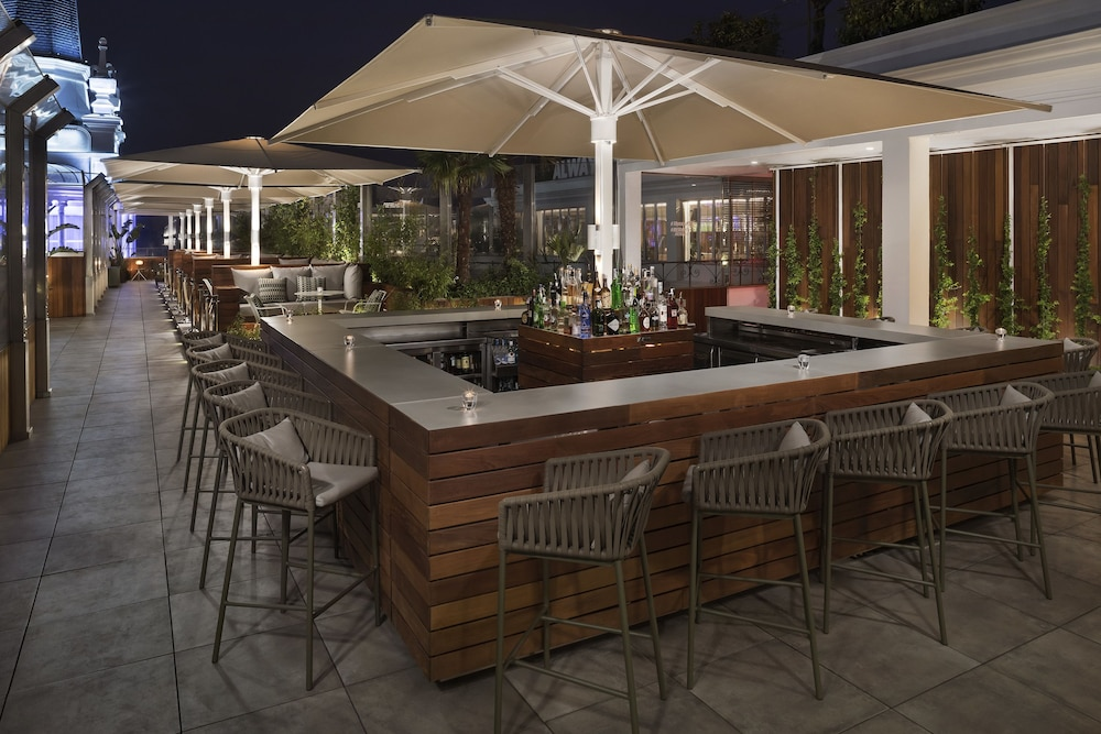 Terrace/Patio, ME Madrid by Melia