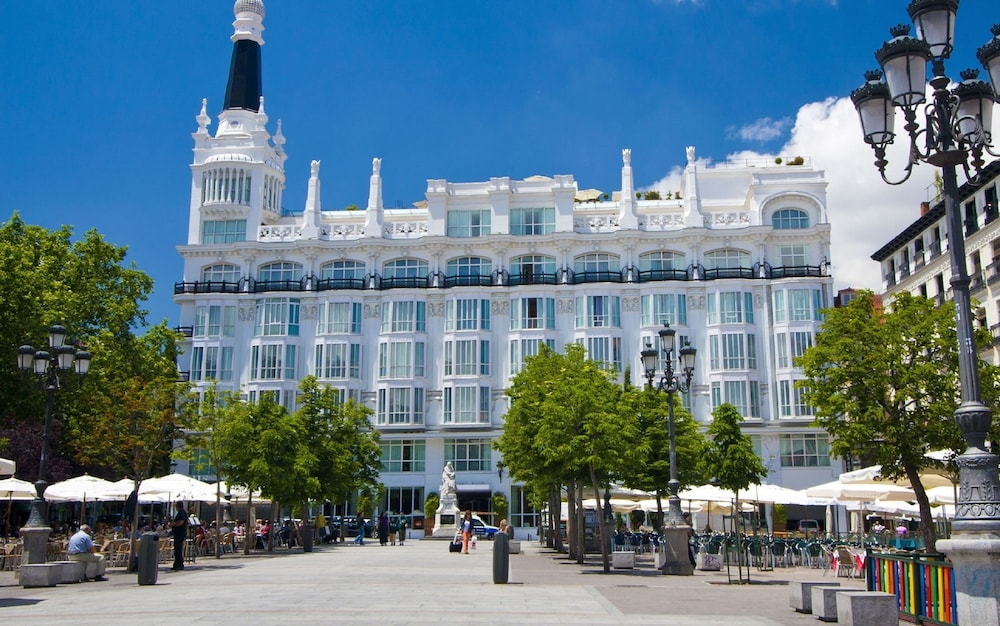 Me Madrid In Madrid Hotel Rates Reviews In Orbitz