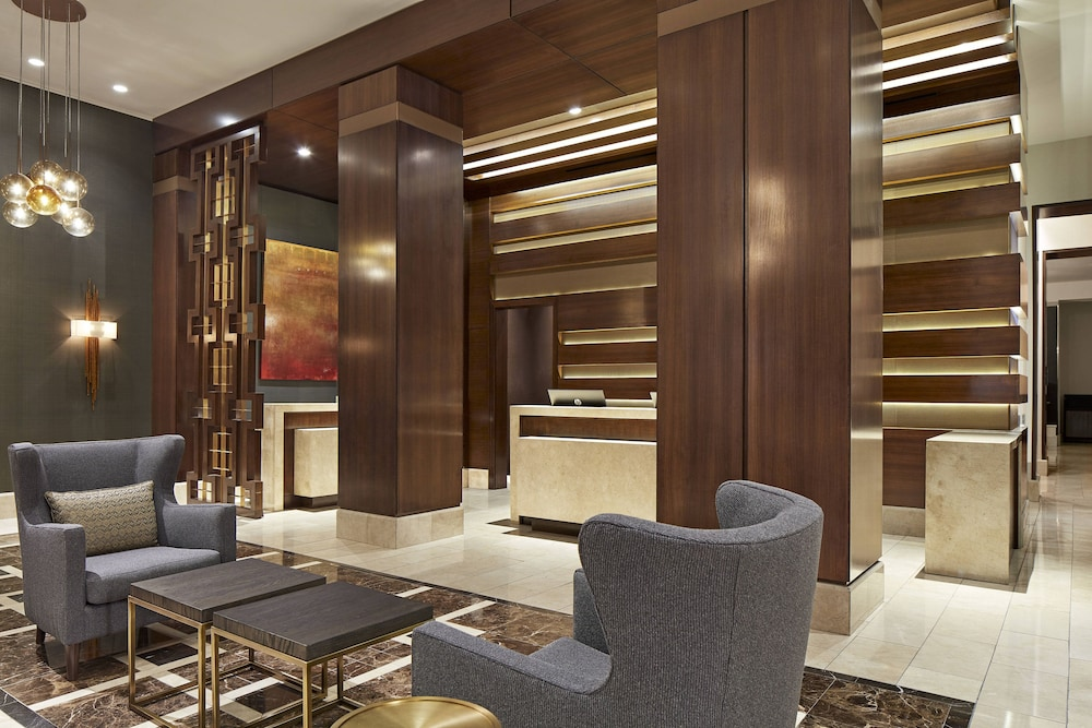 Lobby, Hotel Adagio, Autograph Collection