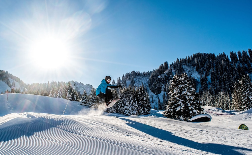 Snow and Ski Sports, Hotel Jerome, An Auberge Resort
