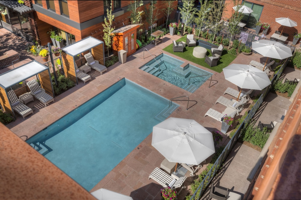 Outdoor Pool, Hotel Jerome, An Auberge Resort