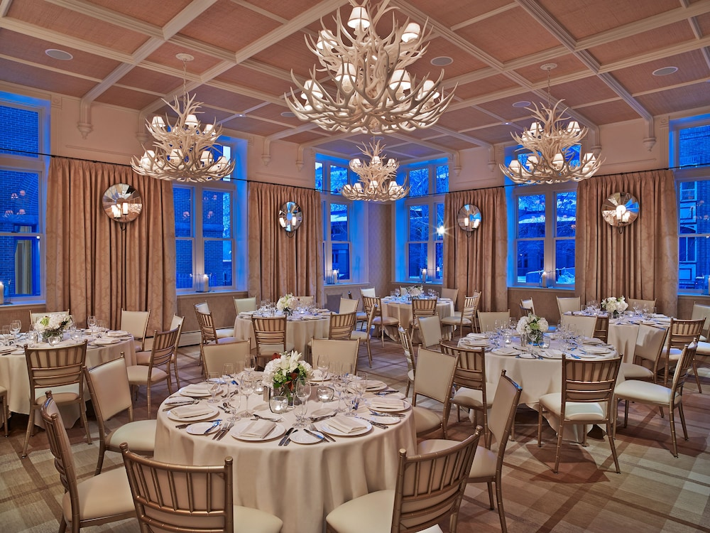 Banquet Hall, Hotel Jerome, An Auberge Resort