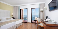 Twin Room Single Use Sea View