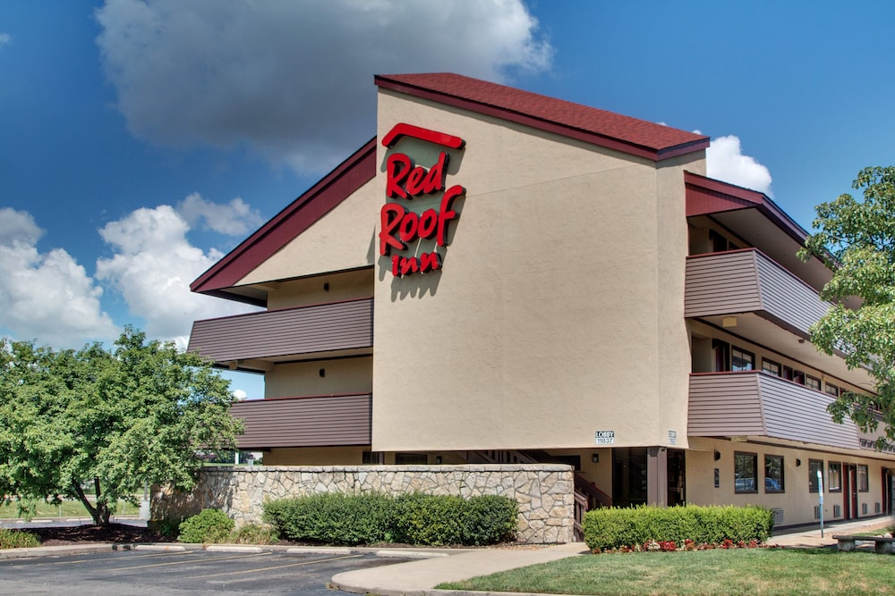 Exterior, Red Roof Inn St Louis - Westport