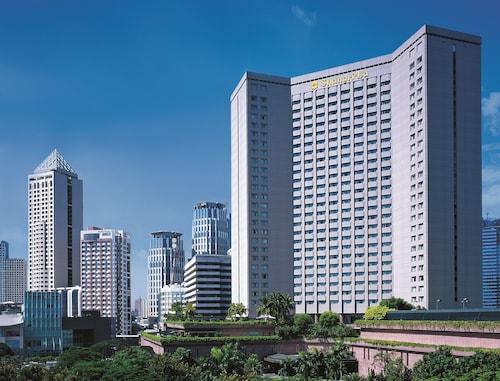 Makati Shangri-la Hotel- Manila