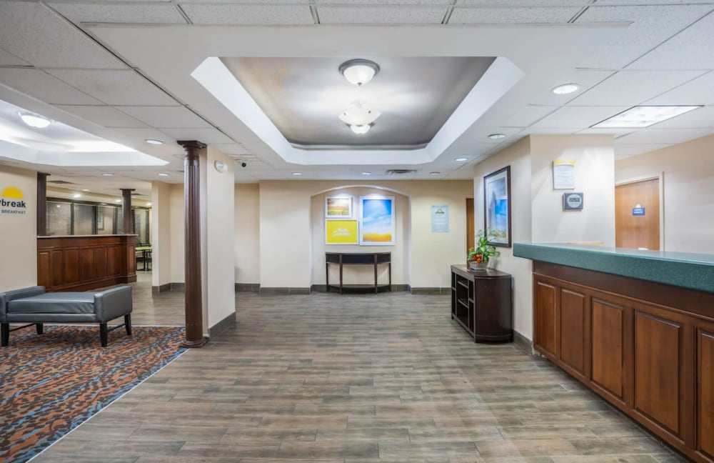 Reception, Days Inn by Wyndham Clarksville North