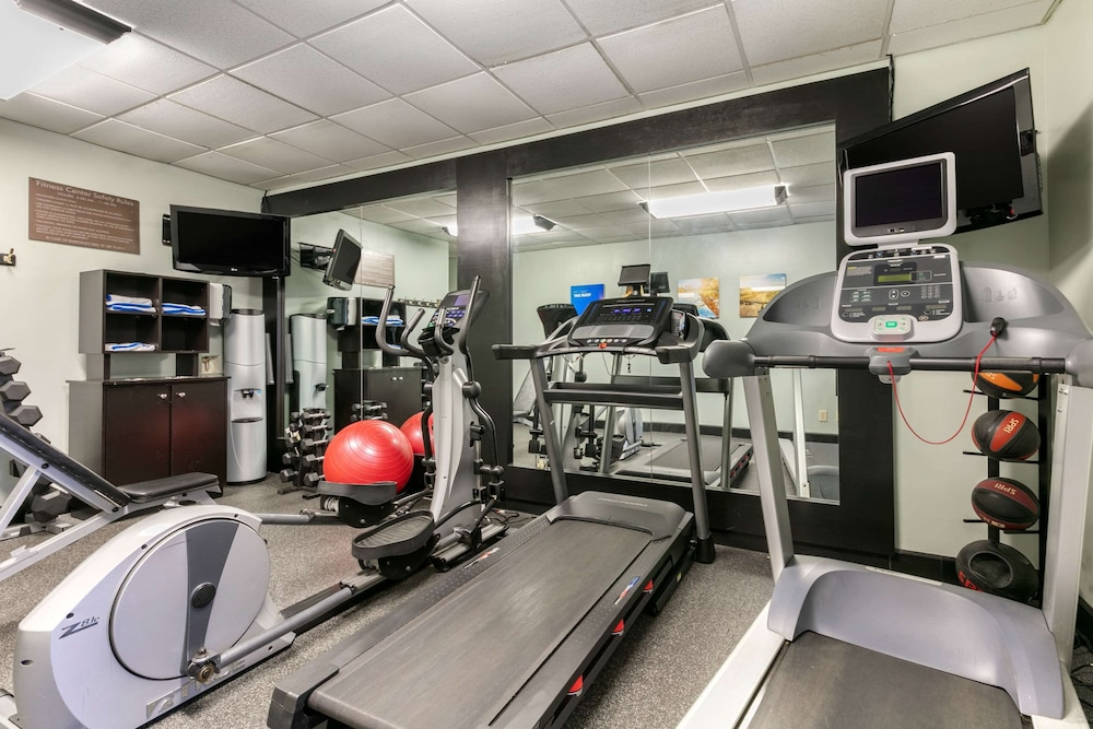 Fitness Facility, Comfort Inn Downtown