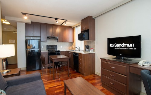 Check Expedia for Availability of Sandman Suites Vancouver on Davie