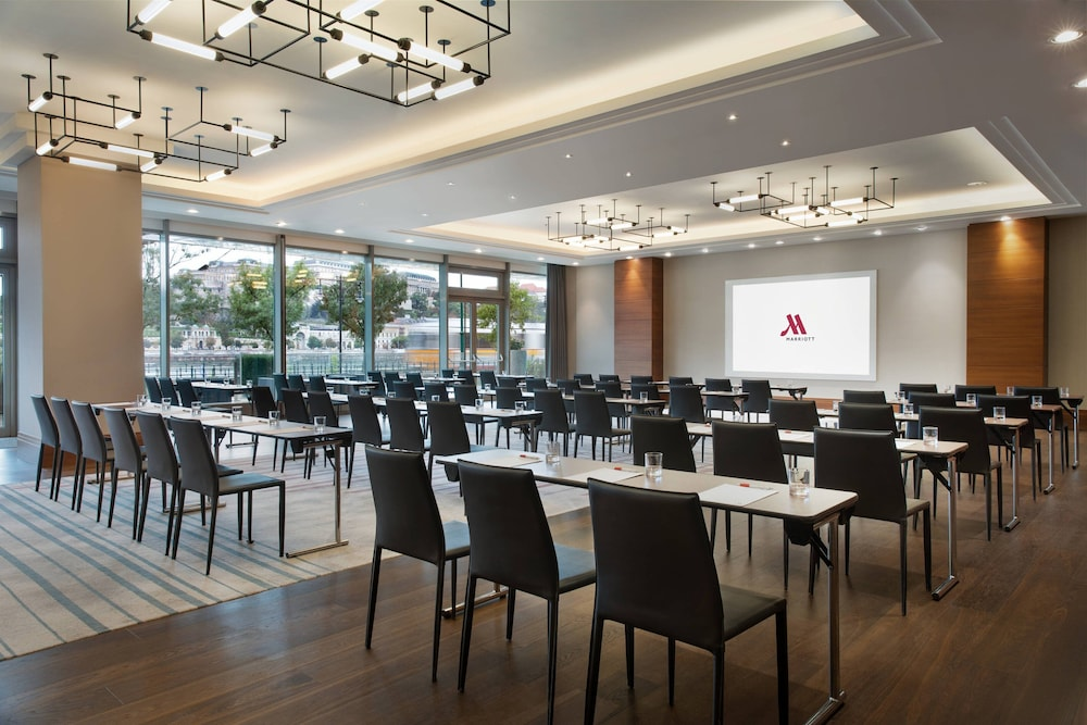 Meeting Facility, Budapest Marriott Hotel