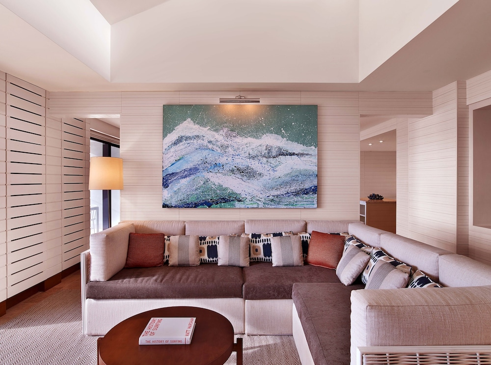 Living Area, Andaz Maui at Wailea Resort - a concept by Hyatt