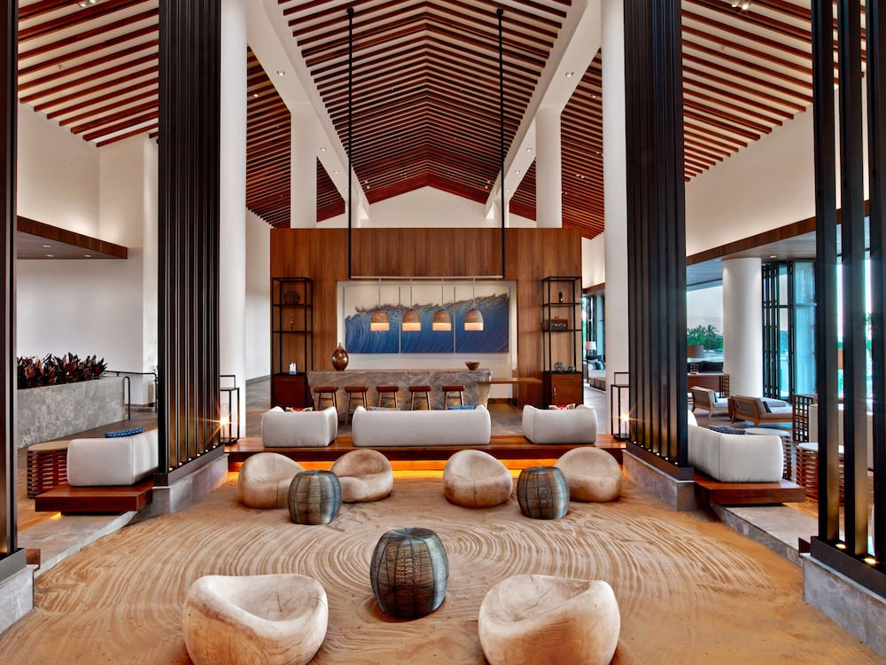 Lobby Lounge, Andaz Maui at Wailea Resort - a concept by Hyatt