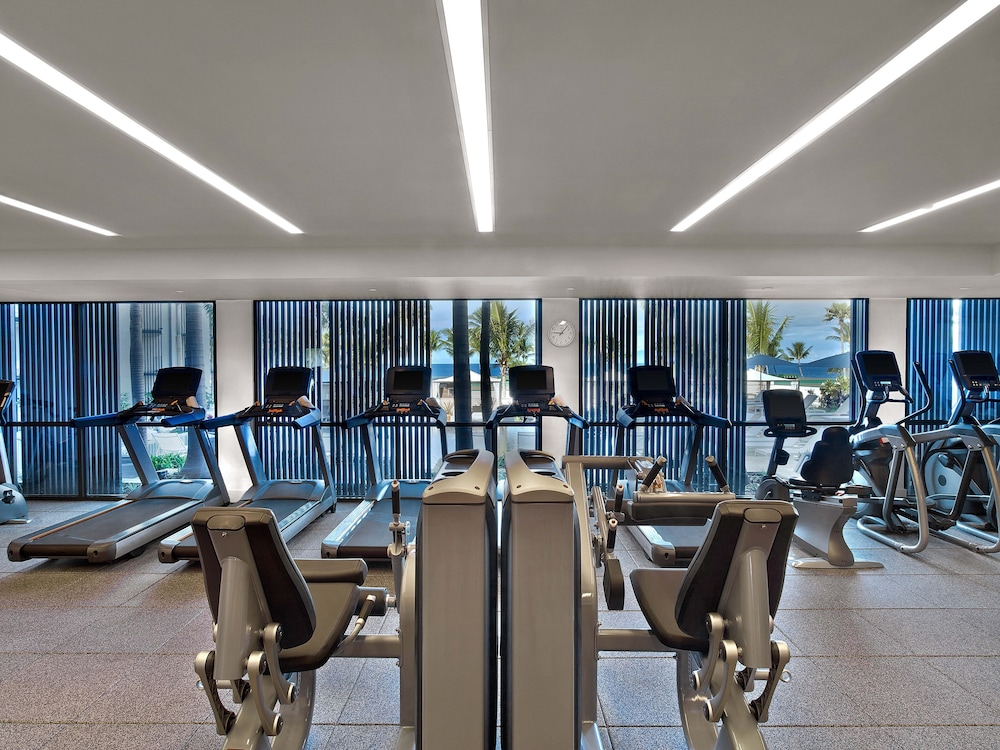 Gym, Andaz Maui at Wailea Resort - a concept by Hyatt
