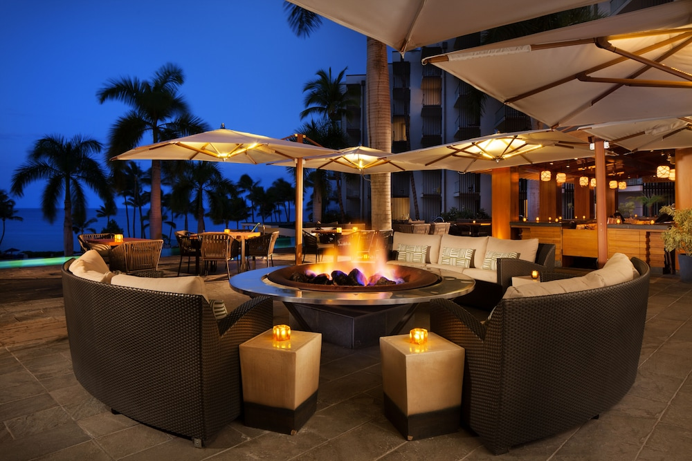 Lounge, Andaz Maui at Wailea Resort - a concept by Hyatt