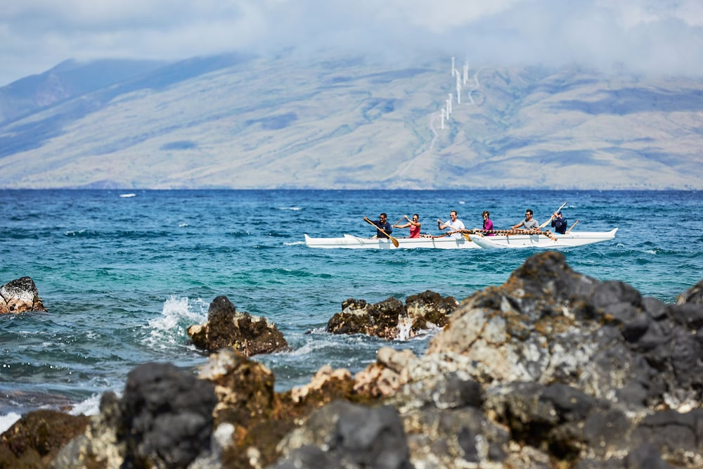 Rowing, Andaz Maui at Wailea Resort - a concept by Hyatt