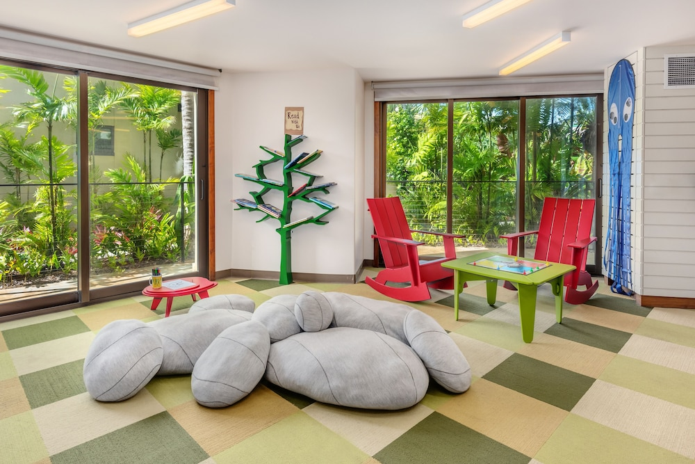 Children's Area, Andaz Maui at Wailea Resort - a concept by Hyatt