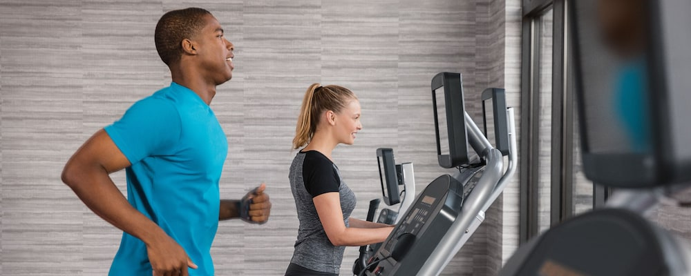 Fitness Facility, Courtyard by Marriott Lyndhurst Meadowlands