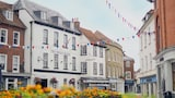 The White Horse Hotel & Brasserie - Romsey Hotels