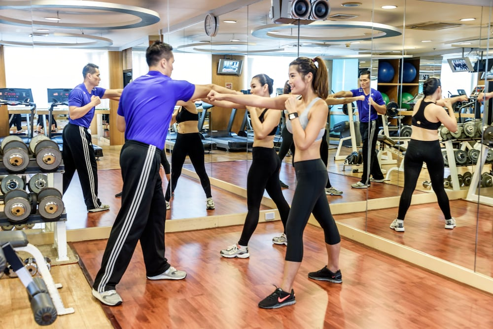 Fitness Facility, Novotel Bangkok On Siam Square