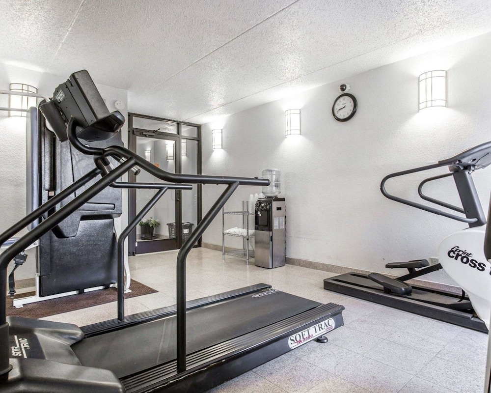 Fitness Facility, Quality Inn & Suites Coliseum
