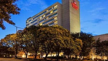 Crowne Plaza Hotel Knoxville Downtown University, an IHG Hotel