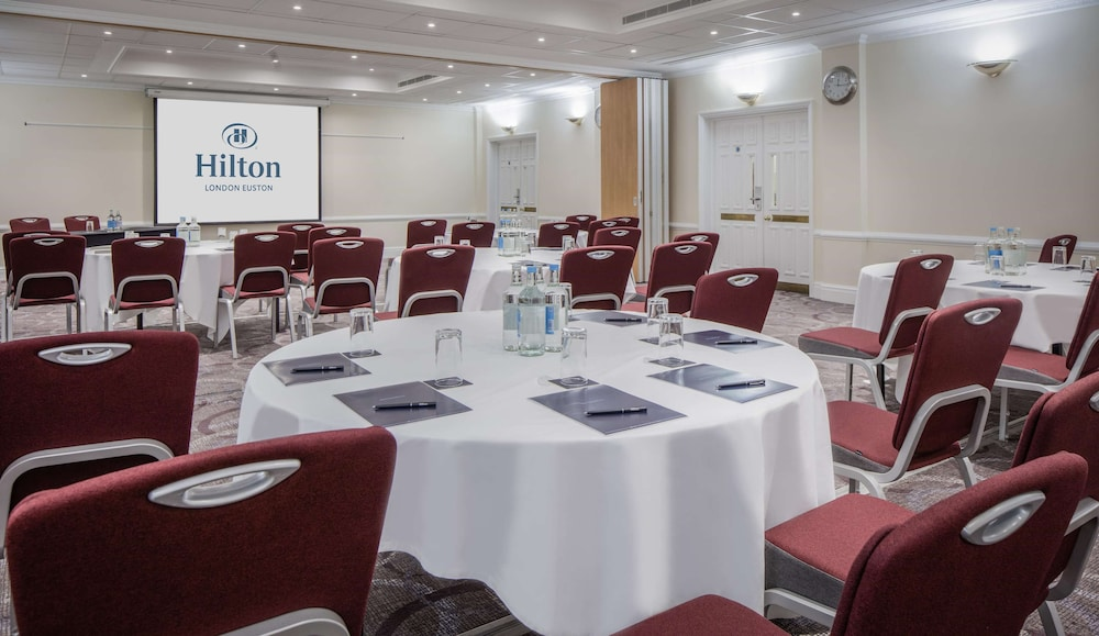 Meeting Facility, Hilton London Euston