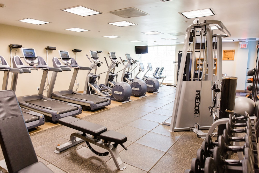 Fitness Facility, Embassy Suites by Hilton West Palm Beach Central