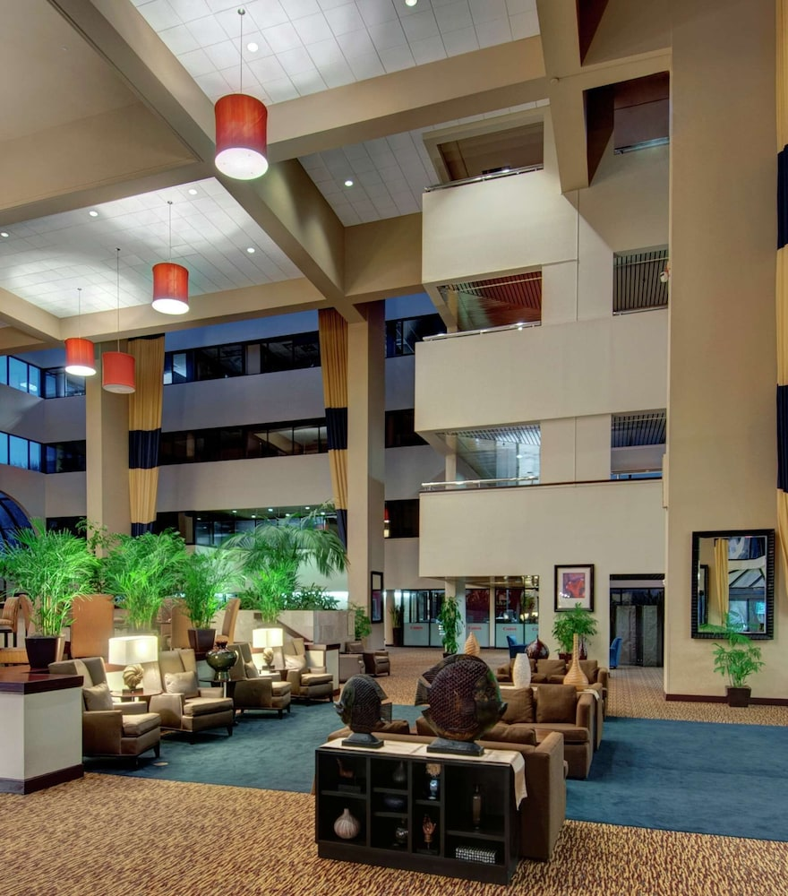 Lobby, Embassy Suites by Hilton West Palm Beach Central