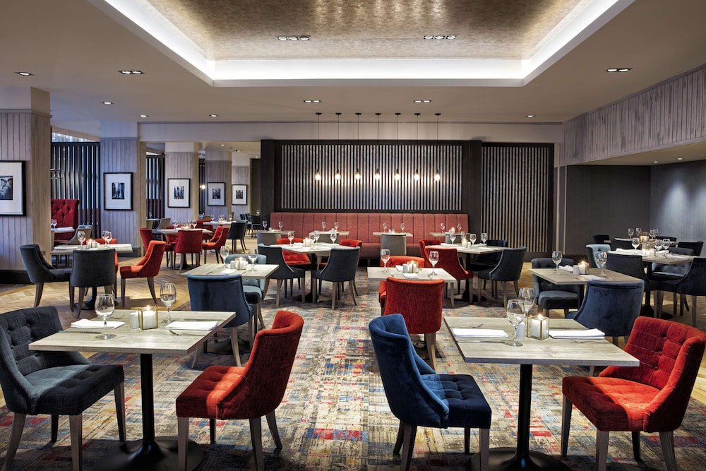 Restaurant, DoubleTree by Hilton Glasgow Central