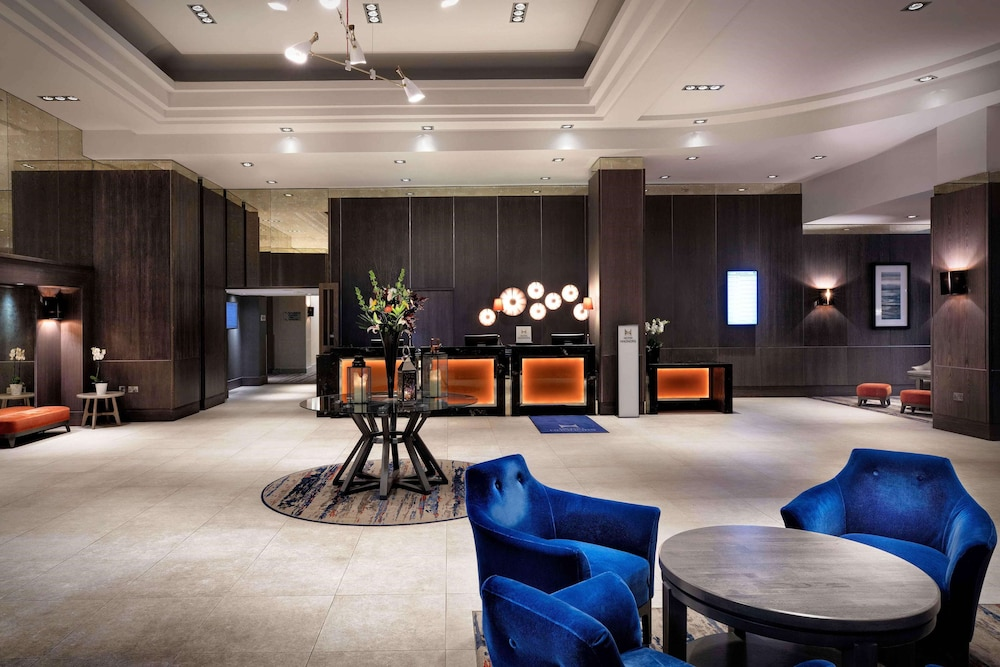 Reception, DoubleTree by Hilton Glasgow Central