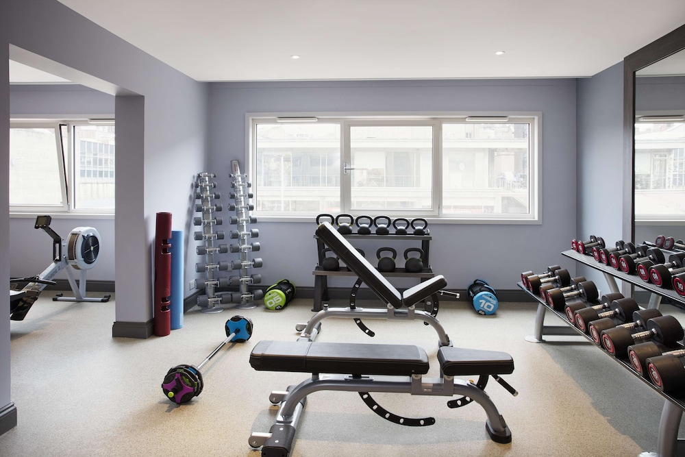 Fitness Facility, DoubleTree by Hilton Glasgow Central