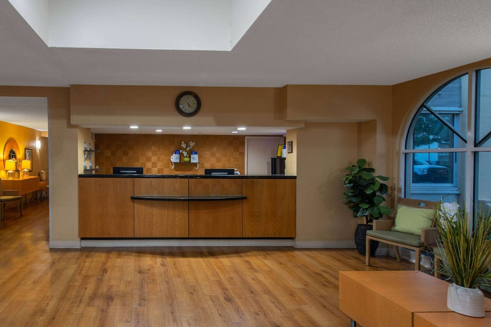 Lobby, La Quinta Inn & Suites by Wyndham Deerfield Beach I-95