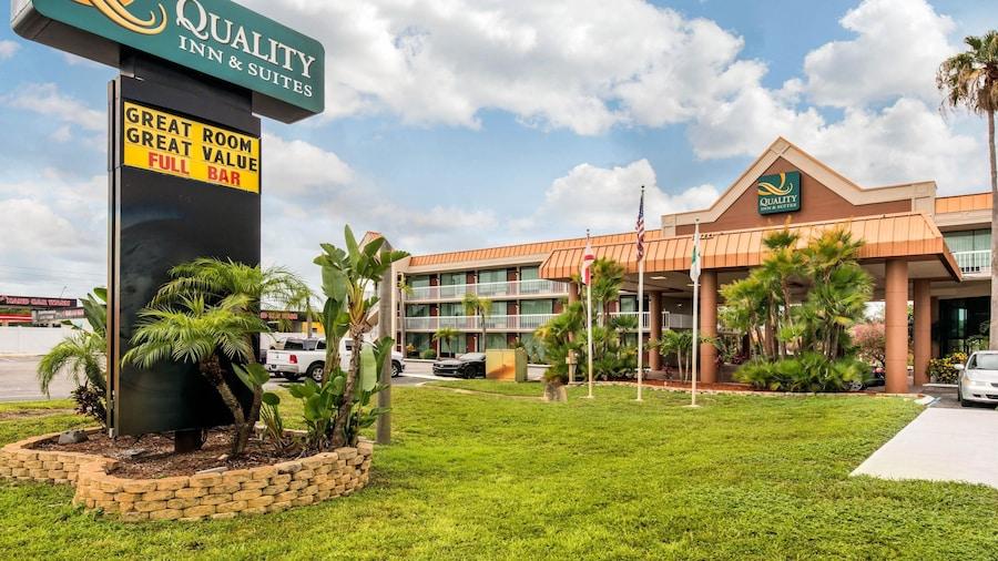 Quality Inn & Suites Tarpon Springs South