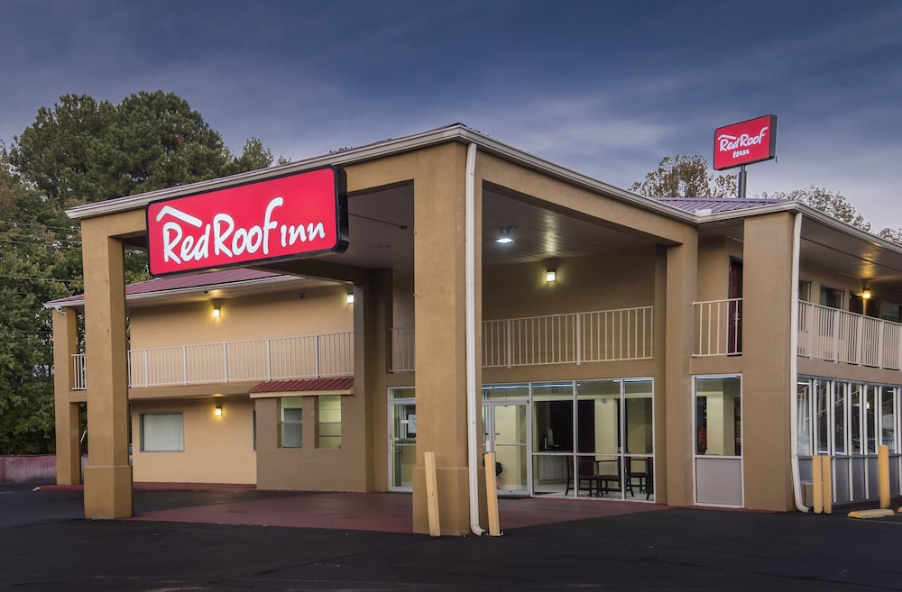Exterior, Red Roof Inn Acworth