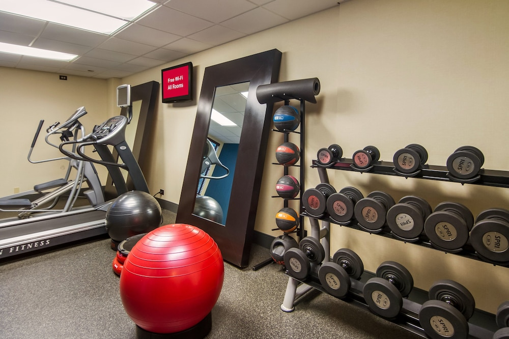 Fitness Facility, Red Roof Inn Meriden