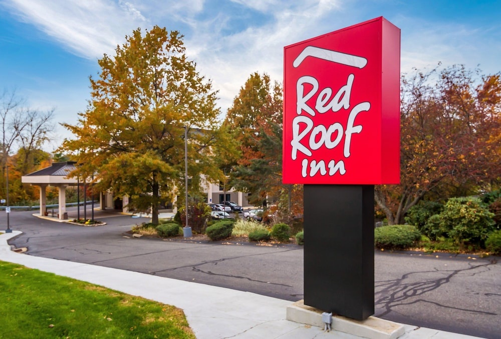 Exterior, Red Roof Inn Meriden