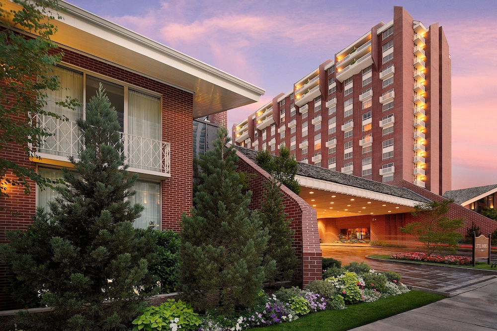 Featured Image, Little America Hotel
